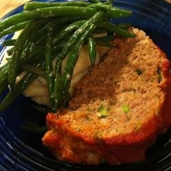 Chris's Incredible Italian Turkey Meatloaf Recipe