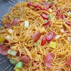 Spaghetti Salad IV Recipe
