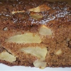 Romanian Apple Cake