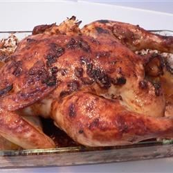 Michelle's Roast Chicken