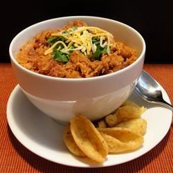 Quick and Easy Chicken Chili Recipe