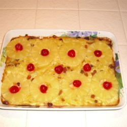 Pineapple Kugel Recipe