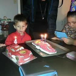 lucias 4th birthday