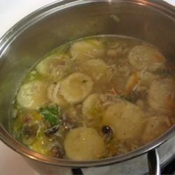 Flat Dumplings Recipe