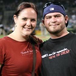 My fiancee and I