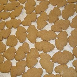 Cookies ready to frost