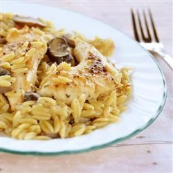 Garlic and White Wine Chicken Scaloppine