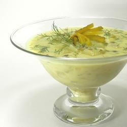 Photo of Dill Pickle Soup by Heather K.