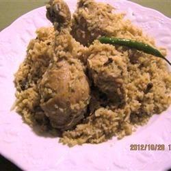 Chicken Biryani ( Bihar )