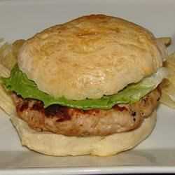 Image of Asian Turkey Burgers, AllRecipes
