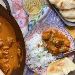 indian chicken curry ii printer friendly