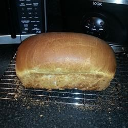 White Yeast Loaves Recipe