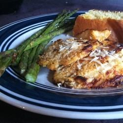 Photo of Broiled Parmesan-Lemon Tilapia  by moms2398