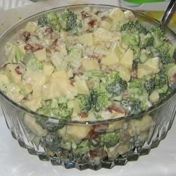 Image of Apple Broccoli Salad, AllRecipes