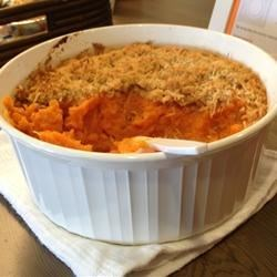 Sweet Potato Casserole VII