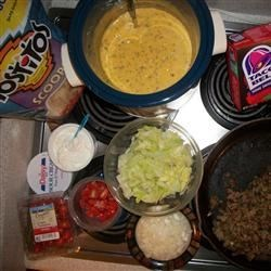 Beefy Cheese Dip Recipe