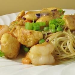 Chicken and Shrimp Recipe