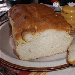 Wonderful Gluten Free White Bread