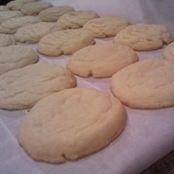 Easy sugar cookie
