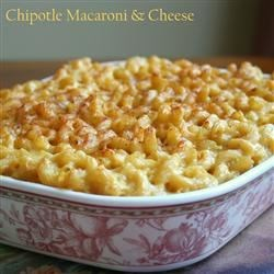 Chipotle Macaroni & Cheese