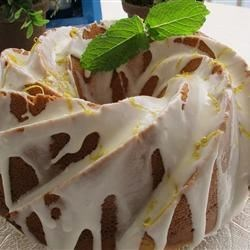Luscious Lemon Cake Recipe