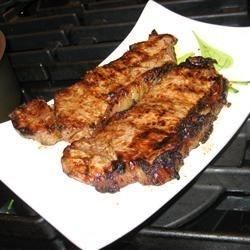 The Bartender's Steak Marinade