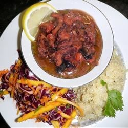 Photo of Caribbean Stewed Octopus by Angela Russell