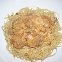 Baked Shrimp Scampi Recipe
