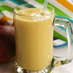 Licuado de Mango Recipe