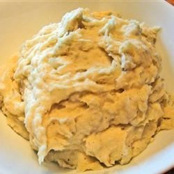 Darn Good Mashed Taters! Recipe
