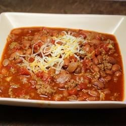 Presidential Debate Chili Recipe