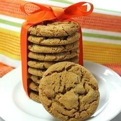 Cinnamon, Spice and Everything Nice Cookies