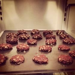 No Bake Chocolate Oatmeal Cookies Recipe
