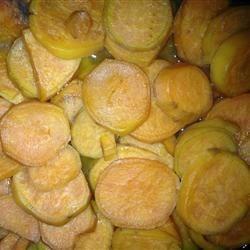 Kentucky Bourbon Sweet Potatoes