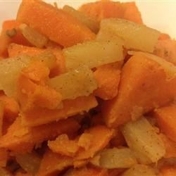 Photo of Sweet Potato Pineapple Casserole by DELORA