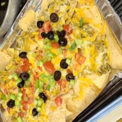restaurant style chicken nachos recipe photos