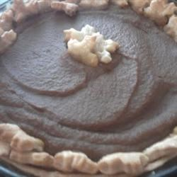 Pumpkin Pie (Wheat-Free, Egg-Free, and Dairy-Free) Recipe