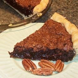 Photo of Chocolate Chess Pie by Lola
