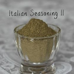 Italian Seasoning II Recipe