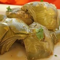 Photo of Garlic Sauteed Artichokes by JJDON