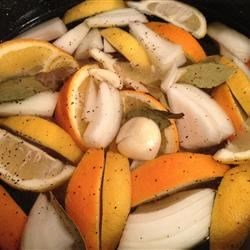 Citrus Turkey Brine Recipe