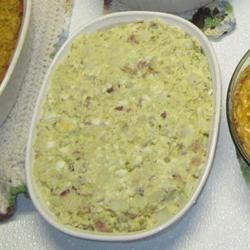 Mashed Potato Salad Recipe