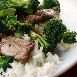 Restaurant Style Beef and Broccoli Recipe