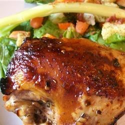 Balsamic Marinated Chicken Breasts Recipe