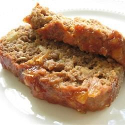 Photo of Tantalizingly Tangy Meatloaf by Stacy B.