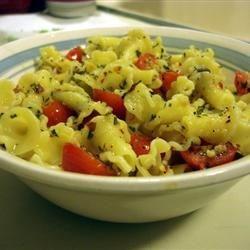 Garlic Penne Pasta