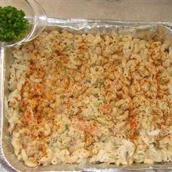 Seafood Salad II Recipe