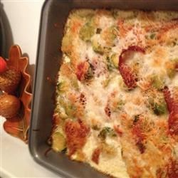 Brussels Sprouts Gratin Recipe