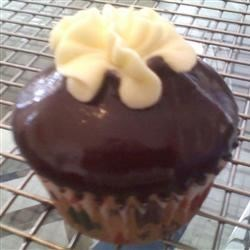 Boston Creme Mini-Cupcakes Recipe