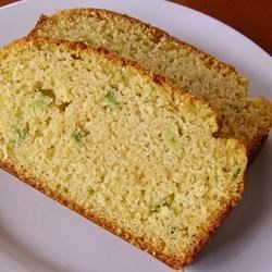 Jalapeno Green Onion Ale Corn Bread Recipe